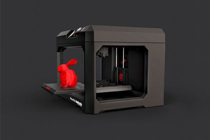 Immagine di MakerBot Replicator 5th Desktop 3D Printer - Art. MP05825