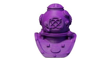 Immagine di Makerbot ABS Filament True Purple - Art. MP02901