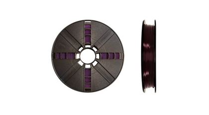 Immagine di Makerbot PLA Filament Large Translucent Purple - Art. MP05768