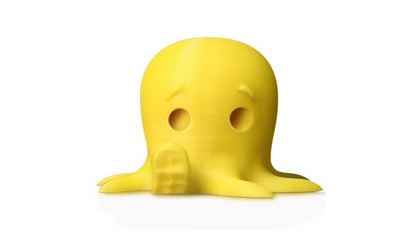 Immagine di Makerbot PLA Filament Large True Yellow - Art. MP05781