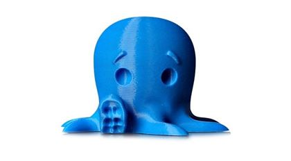 Immagine di Makerbot PLA Filament Small True Blue - Art. MP05796
