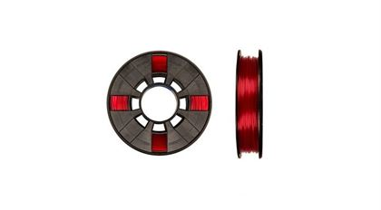 Immagine di Makerbot PLA Filament Small Translucent Red - Art. MP05763