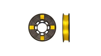 Immagine di Makerbot PLA Filament Small Translucent Yellow - Art. MP05767