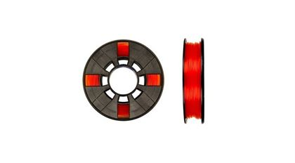 Immagine di Makerbot PLA Filament Small Translucent Orange - Art. MP05765