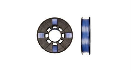 Immagine di Makerbot PLA Filament Small Translucent Blue - Art. MP05759