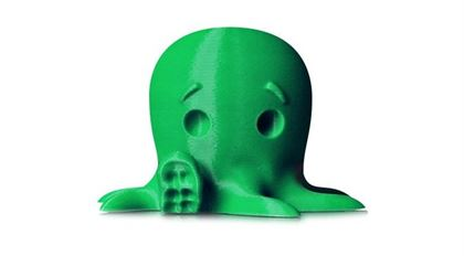 Immagine di Makerbot PLA Filament Large True Green - Art. MP05952