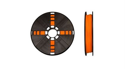 Immagine di Makerbot PLA Filament Large Neon Orange - Art. MP06050