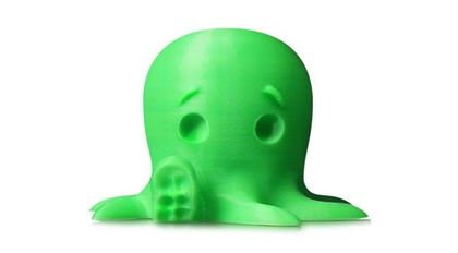 Immagine di Makerbot PLA Filament Large Neon Green - Art. MP06052