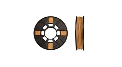 Immagine di Makerbot PLA Filament Small Light Brown - Art. MP06641