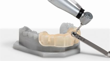 Immagine di FORMLABS CARTUCCIA RESINA DENTAL SG BIOCOMPATIBILE - Art. RS-F2-DGOR-01