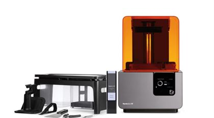 Immagine di FORM 2 Desktop 3D printer STANDARD package - Art. F2-WS-PKG