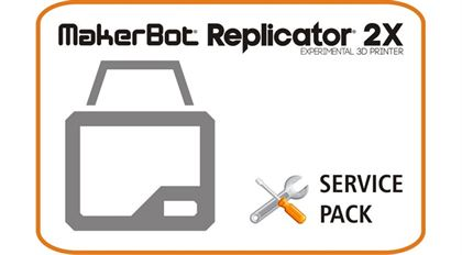 Immagine di Service Pack per Makerbot Replicator 2X