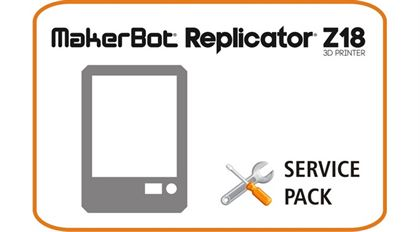 Immagine di Service Pack per Makerbot Replicator Z18