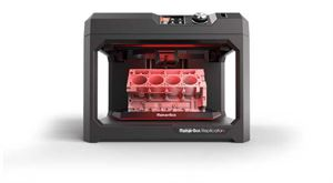 Picture of MakerBot Replicator+ 3D Printer - Art. MP07825EU