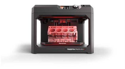 Immagine di MakerBot Replicator+ 3D Printer - Art. MP07825EU
