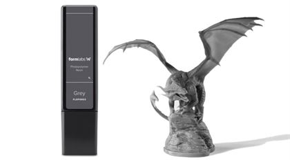 Immagine di FORMLABS CARTUCCIA RESINA GRAY - Art. RS-F2-GPGR-04