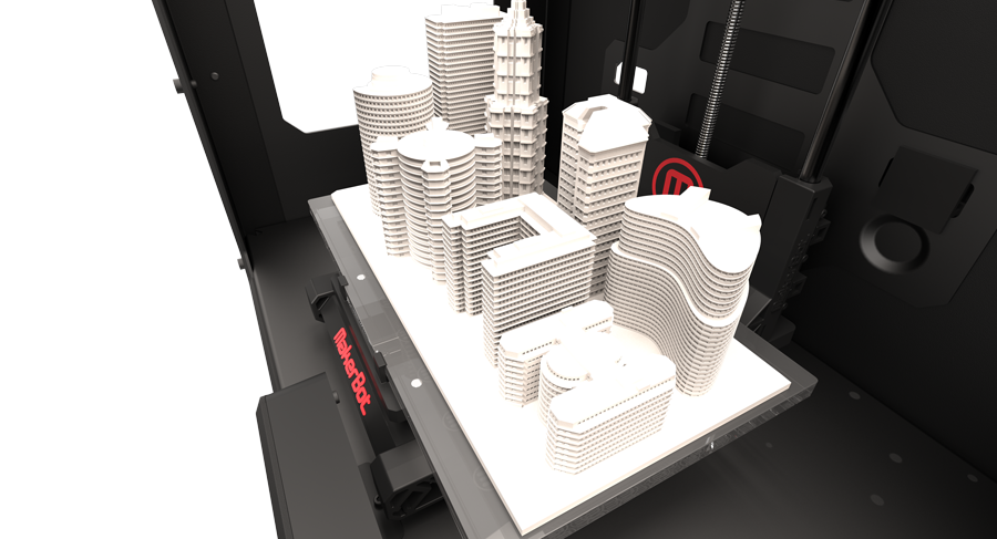 Energy group stampa3d shop for Architettura 3d