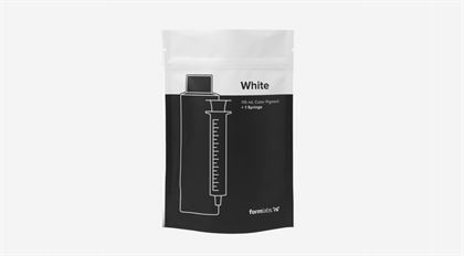 Immagine di FORMLABS COLOR PIGMENT WHITE - Art. RS-F2-CRWH-01