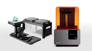 Picture of FORM 2 Desktop 3D printer BASIC package - Art. F2-WS-EG0