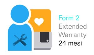 Picture of 24 Mesi EXTENDED WARRANTY Form 2 - Art. SVC-F2-EW-01P
