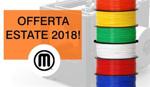 Picture of PROMO - Makerbot Filamento ABS  - Art. MKBABS08P