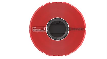Immagine di Makerbot Precision ABS Filament Red - Art. 375-0024A