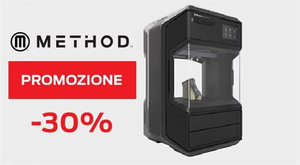 Immagine di PROMO | MakerBot Method stampante 3D - Art. 900-0001A-PRO20E