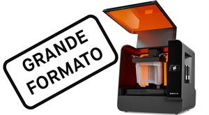 Picture of FORM 3L grande stampante 3D resina - BASIC PACKAGE - Art. PKG-F3L-WS